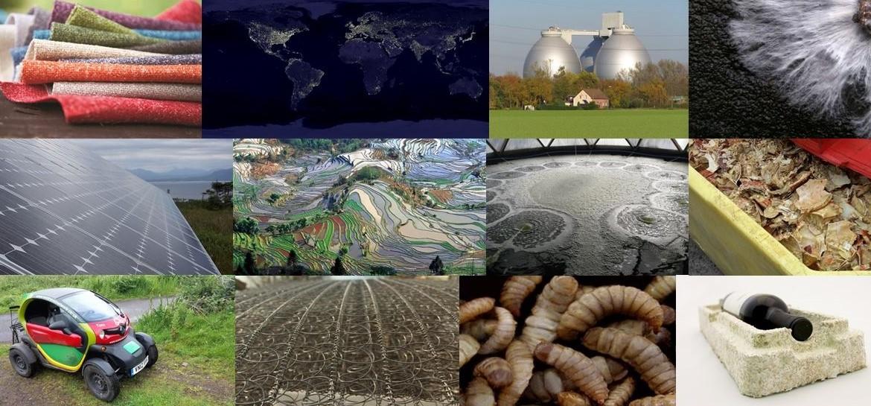 Circular economy composite